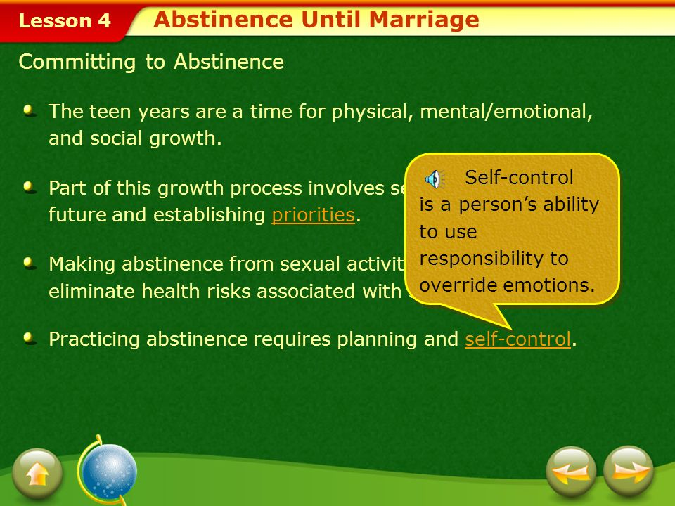 The 3 Levels of Sexual Abstinence | WaitingTillMarriage.org