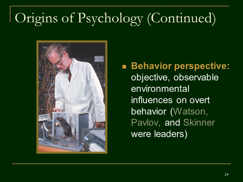origins of psychology The origin and development of psychoanalysis by sigmund  we know cases in normal psychology in which analogous situations to the one which we have assumed.