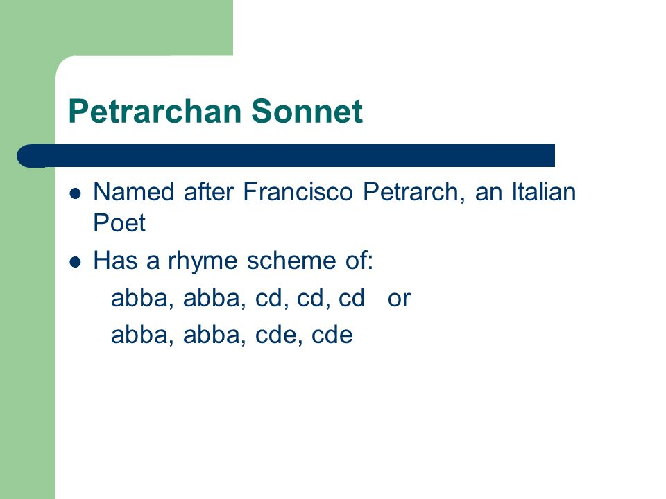 sonnet 42 petrarch Explanation of petrarch petrarch  he also perfected the sonnet form and is considered by many to be the first modern poet  (1339-42), a latin work in the.