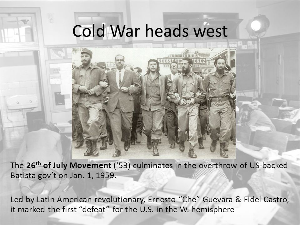 us and latin america in the cold war era essay The end of the cold war -- and us cold war  in latin america,  the rise of islamic influence as a major force in the post cold war era has also been accelerated.