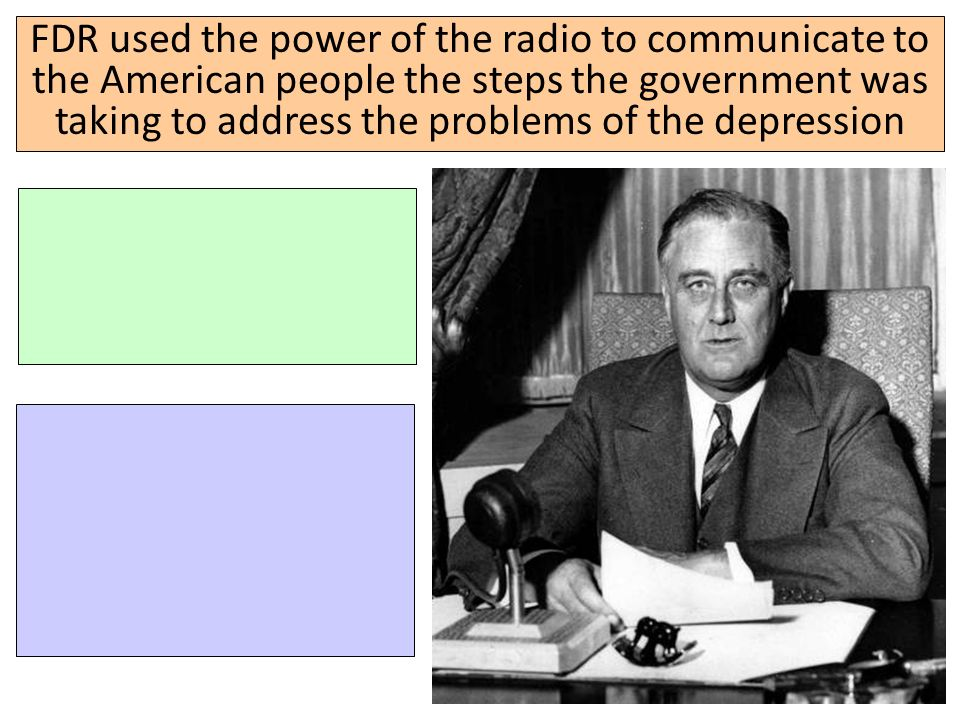 """fdr s government and the implementation of According to this view, hoover's dogmatic commitment to small government led  him  that were quite similar to those that franklin roosevelt later implemented   like those of his successor, caused the great depression to be """"great""""—that is,."""