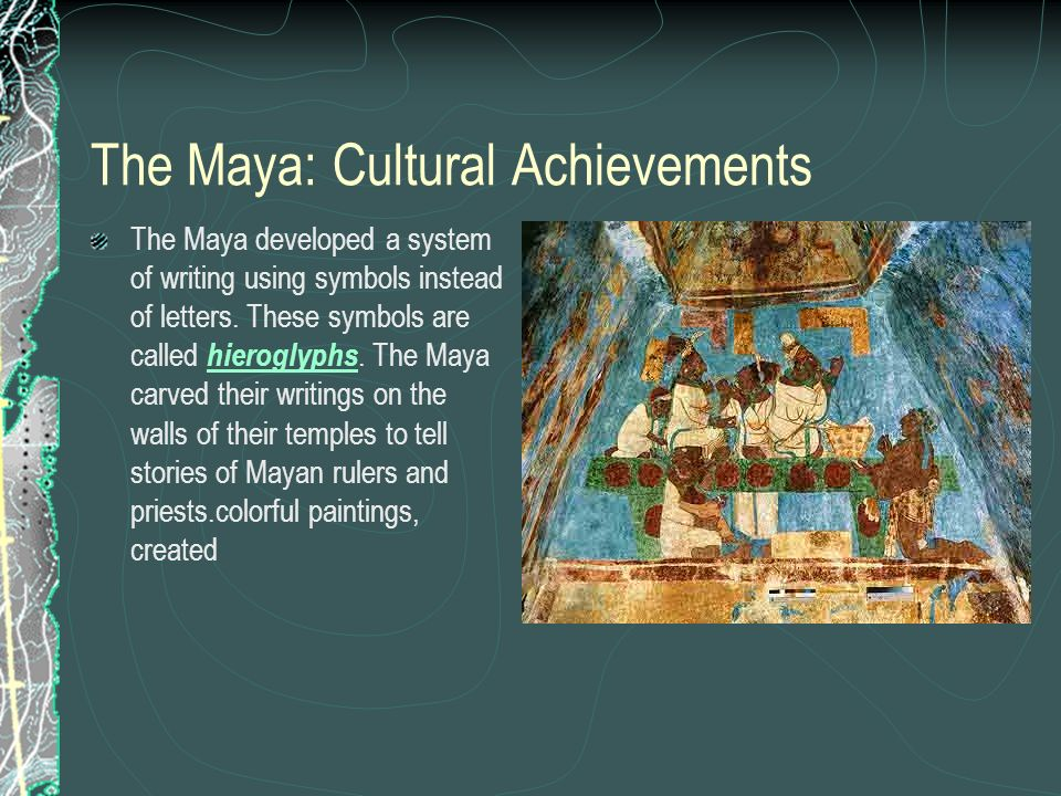 What is Maya for?