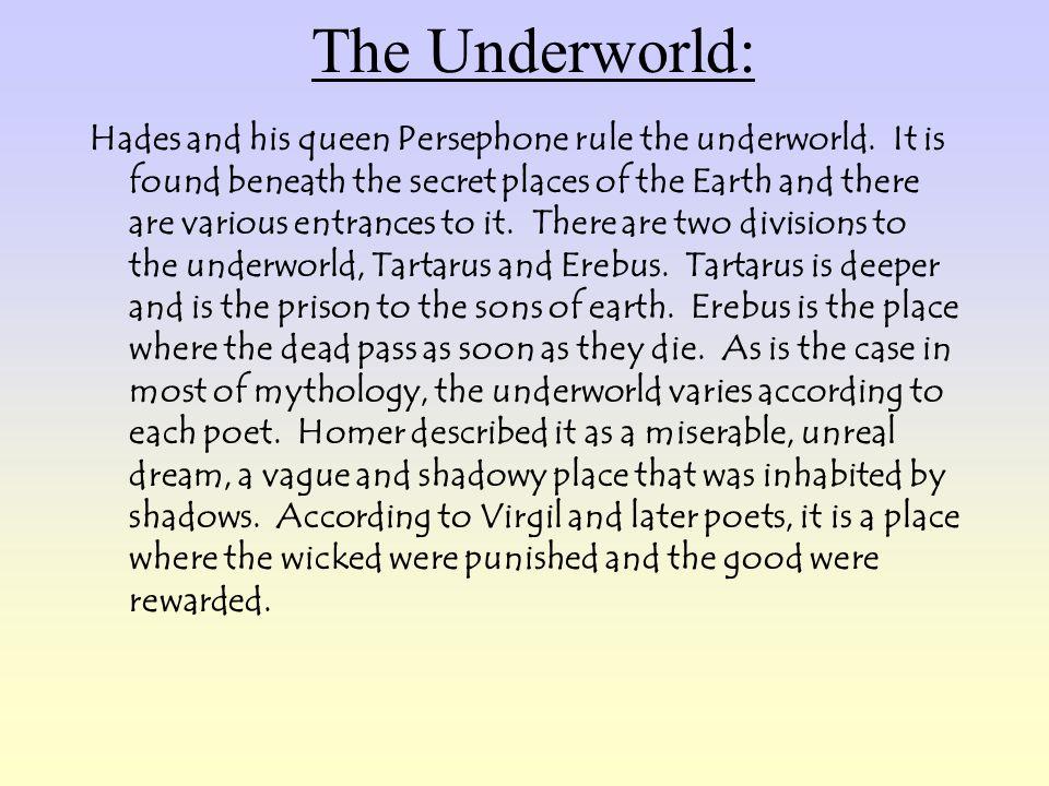The Underworld: