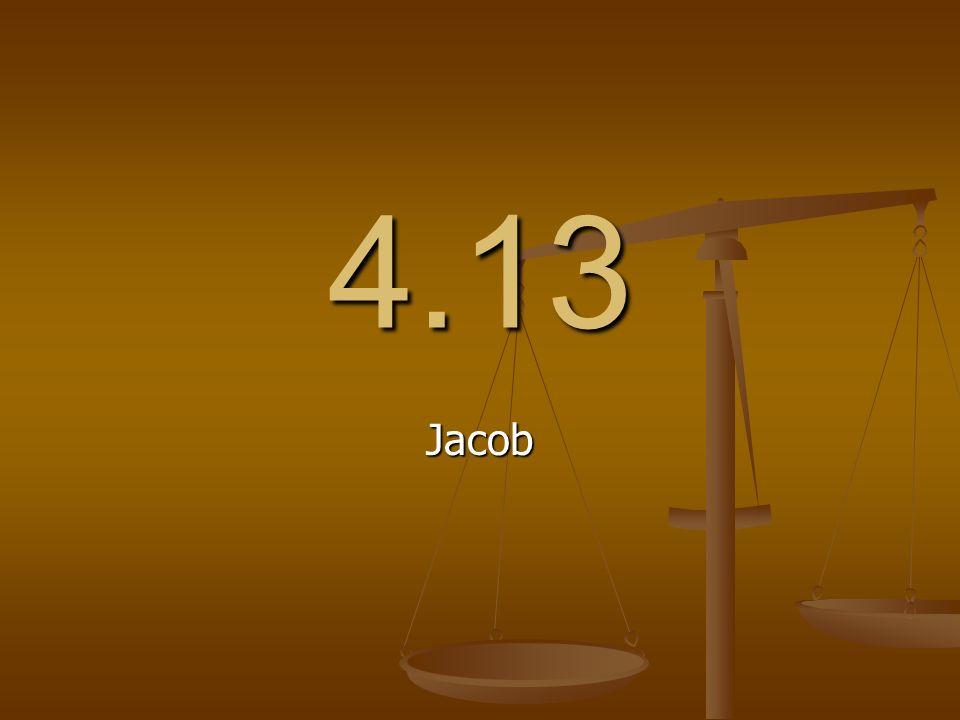 4.13 Jacob