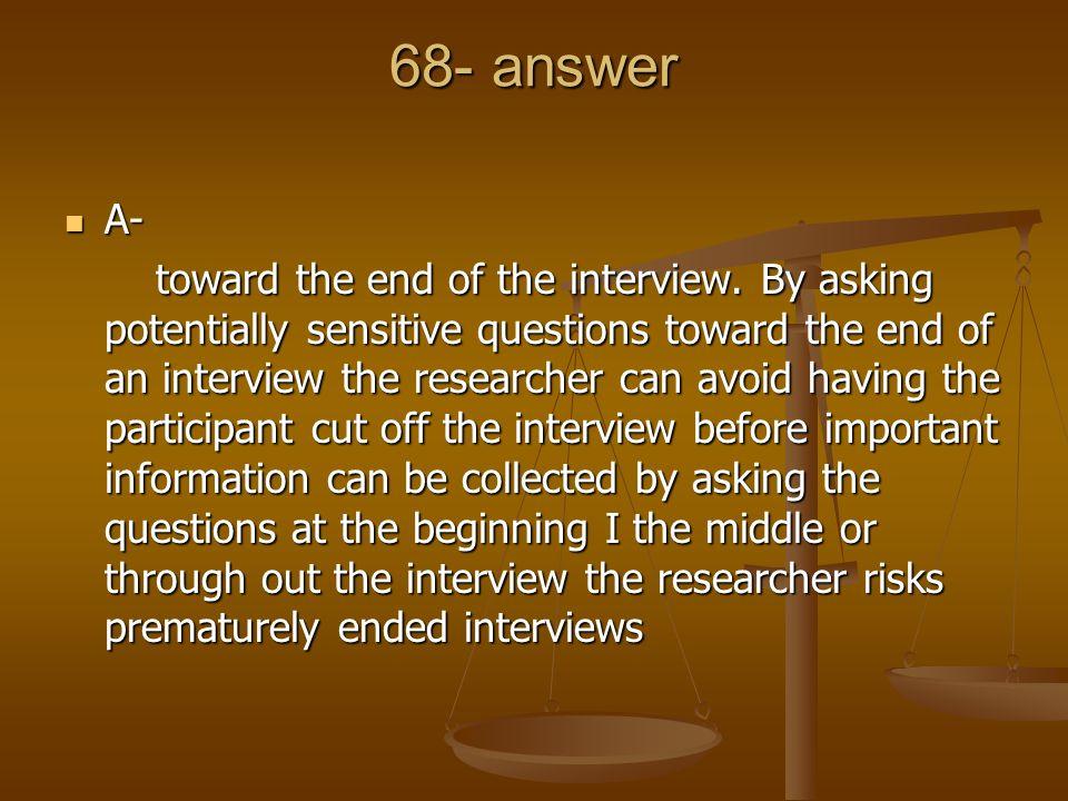 68- answer A-
