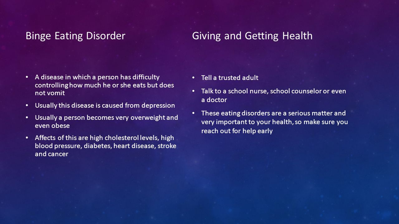 Giving and Getting Health