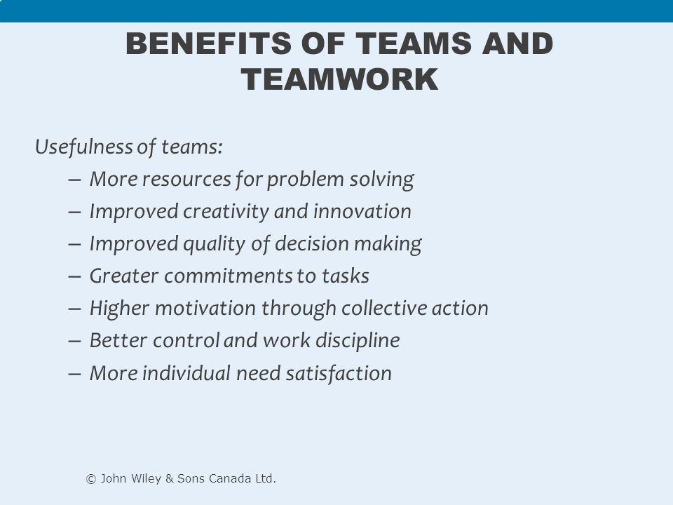 Employee Teamwork & Problem Solving Activities