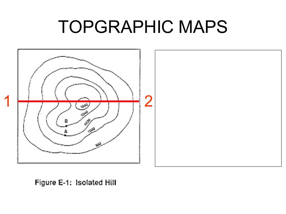 TOPGRAPHIC MAPS 2 1
