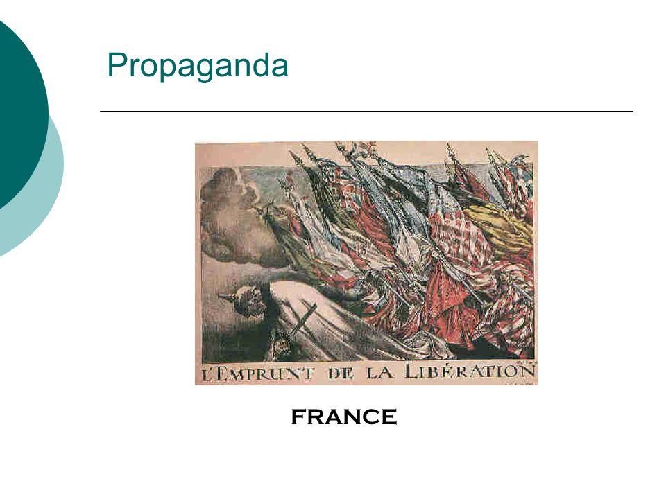 Propaganda FRANCE