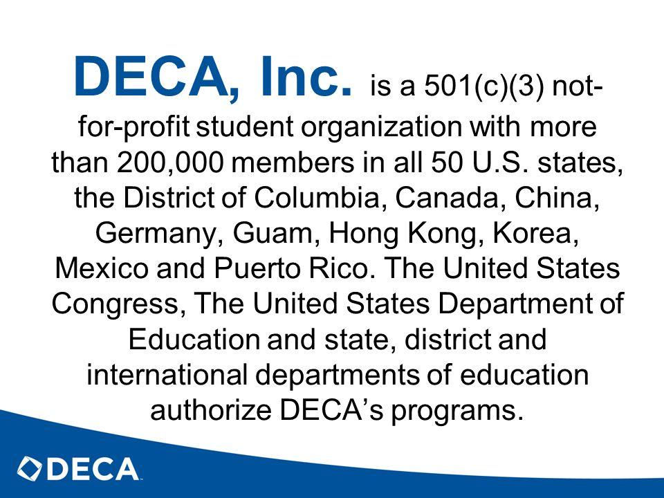 DECA, Inc.