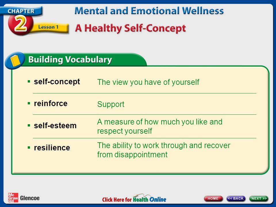 Mental and Emotional Wellness