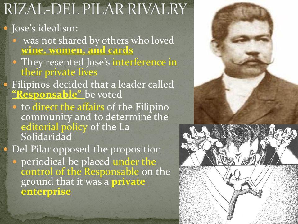 RIZAL-DEL PILAR RIVALRY