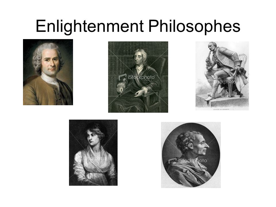 compare and contrast the major ideas of john locke rousseau montesquieu