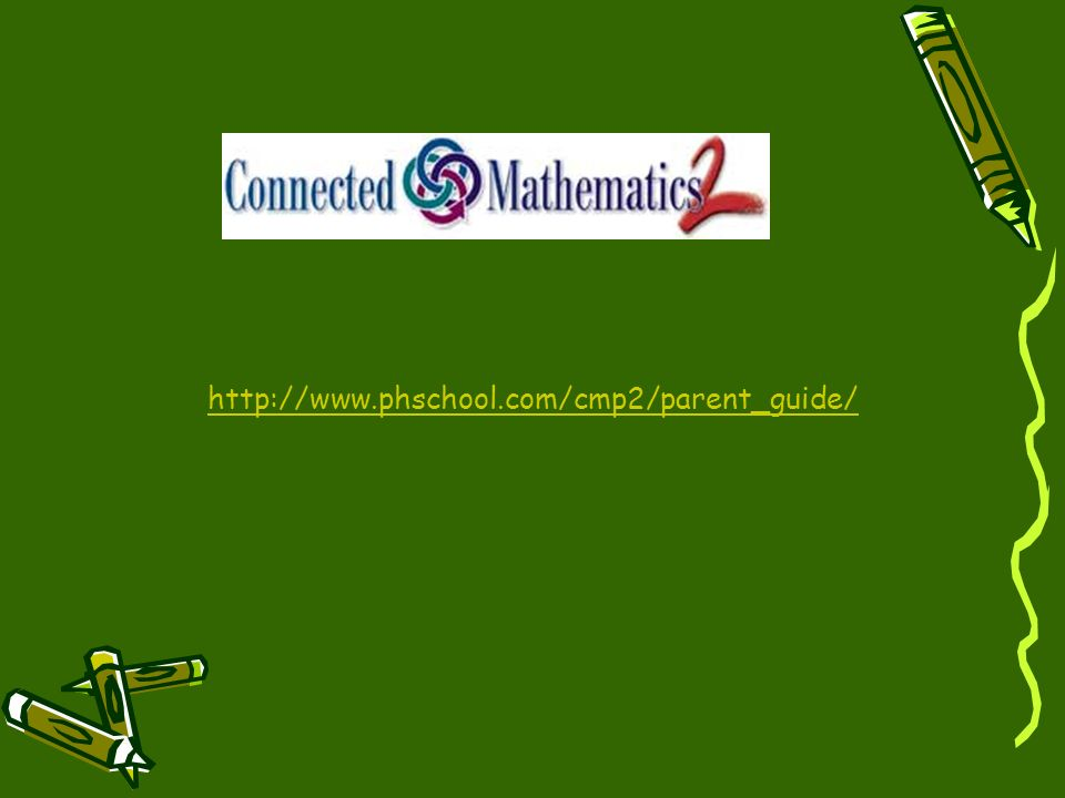 http://www.phschool.com/cmp2/parent_guide/