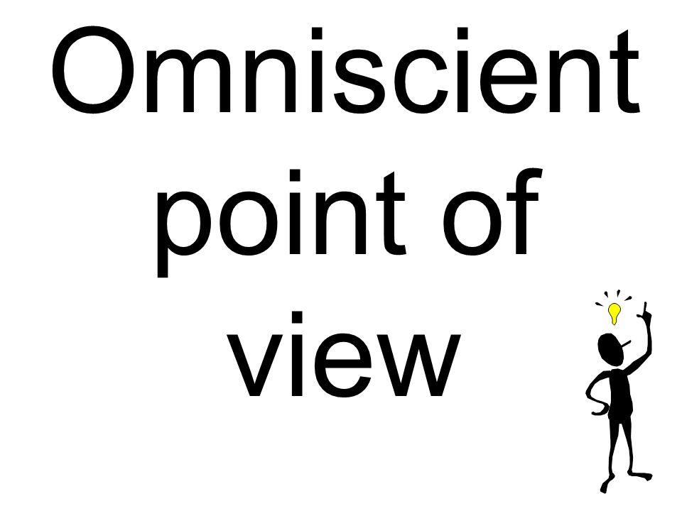 Omniscient point of view