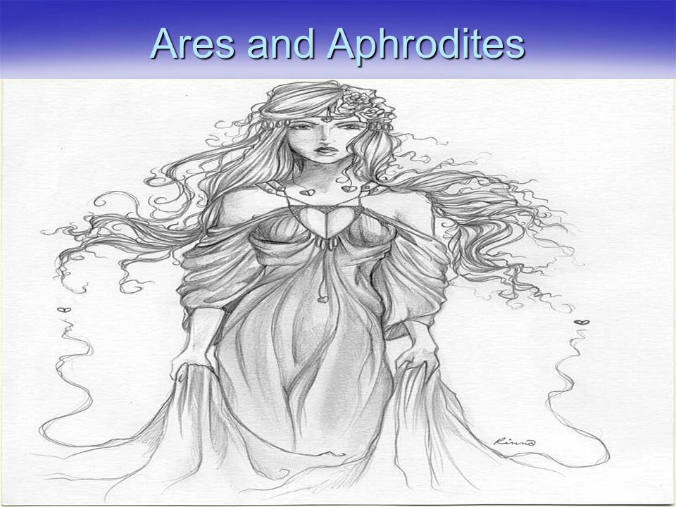 Ares and Aphrodites