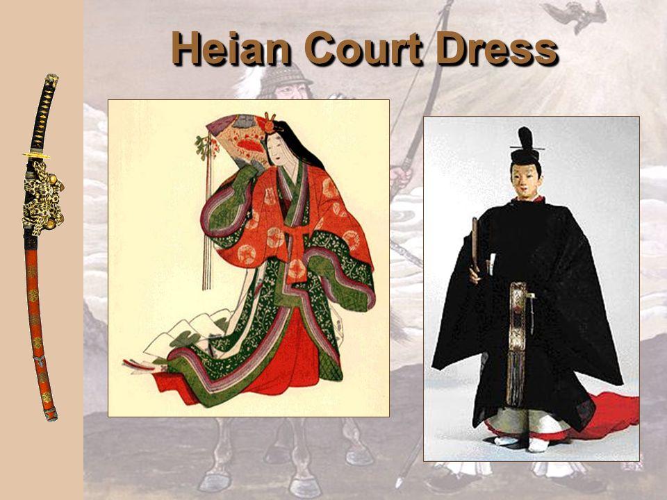 Heian Court Dress