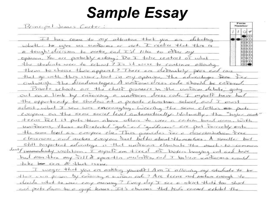 Example essay topics, free essays
