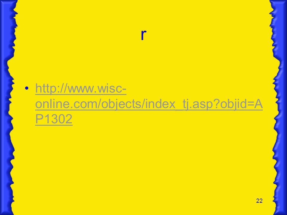 r http://www.wisc-online.com/objects/index_tj.asp objid=AP1302