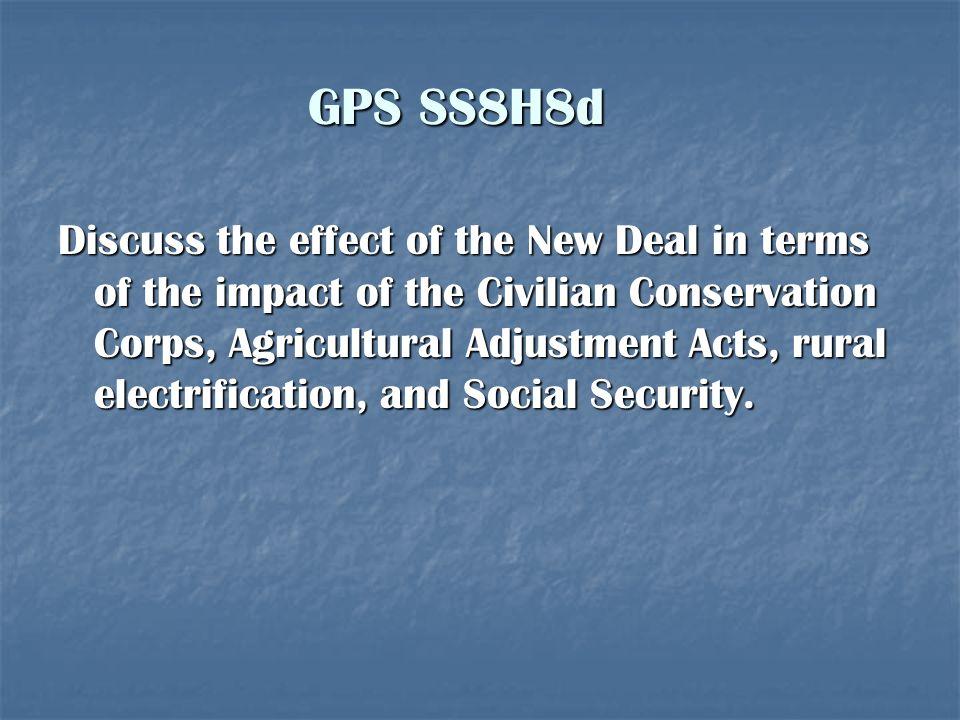 GPS SS8H8d
