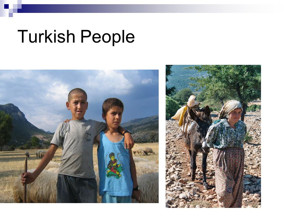 Turkish People