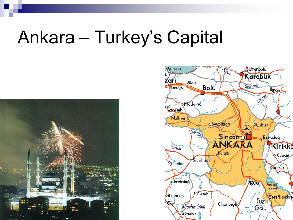 Ankara – Turkey's Capital