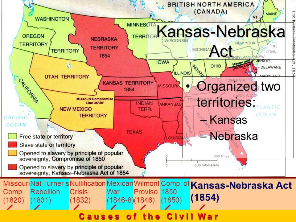 essay on kansas nebraska act Bleeding kansas is the term used to described the period of violence during the settling of the kansas territory in 1854 the kansas-nebraksa act overturned the missouri compromise's use of.