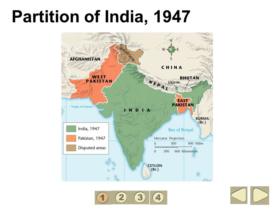 1 Partition of India, 1947