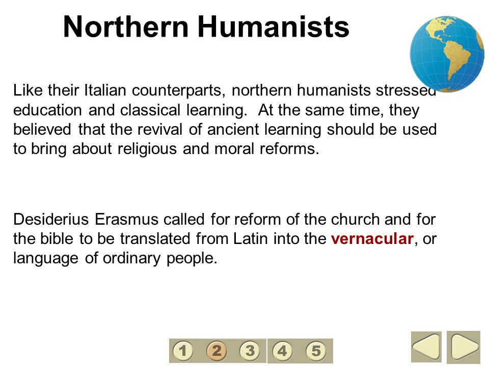 Northern Humanists 2.