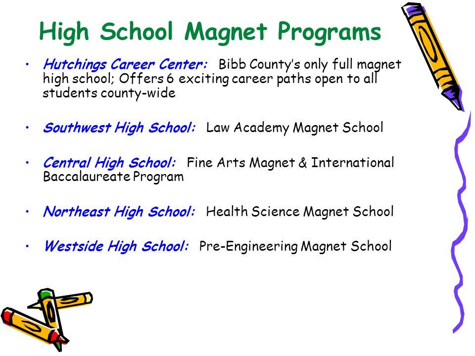 High School Magnet Programs