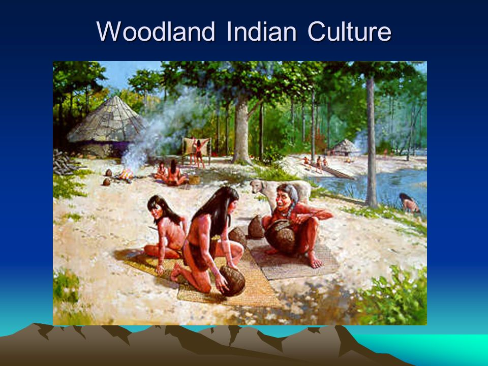 Woodland Indian Culture