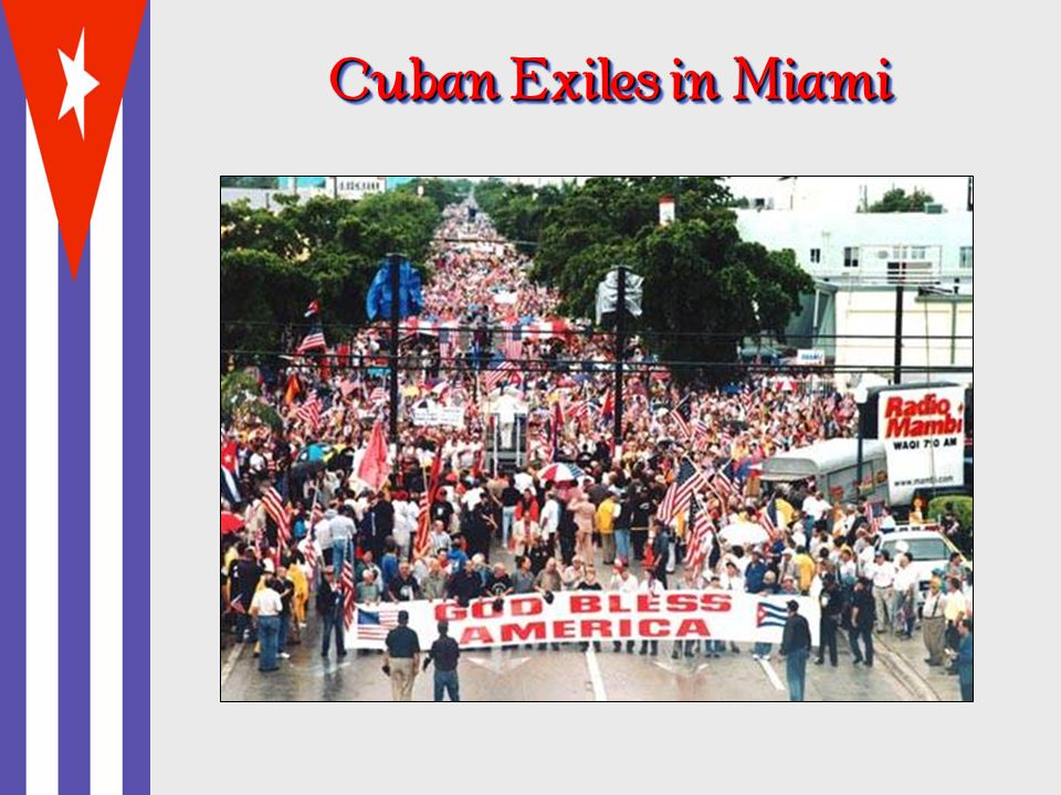 Cuban Exiles in Miami