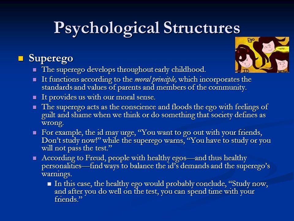 Psychological Structures