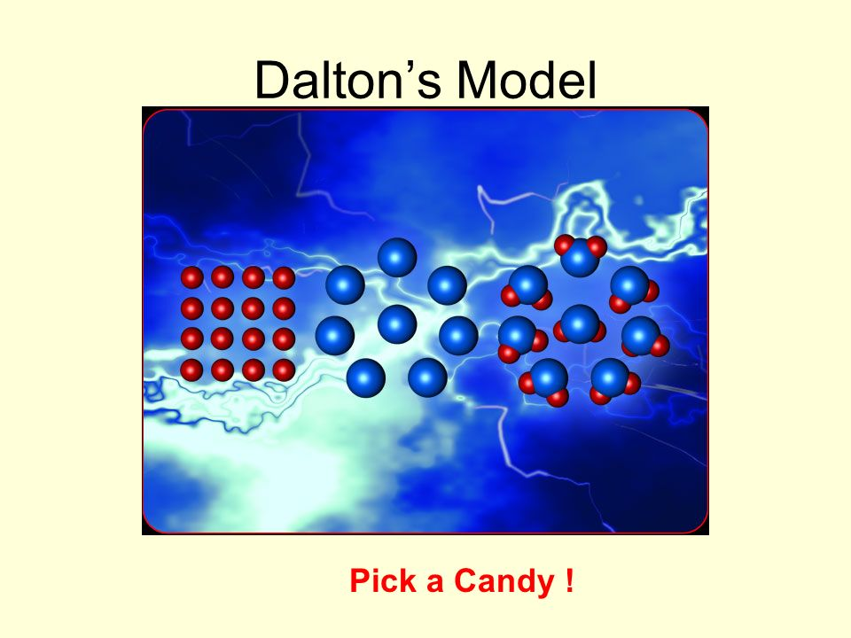 Dalton's Model Pick a Candy !