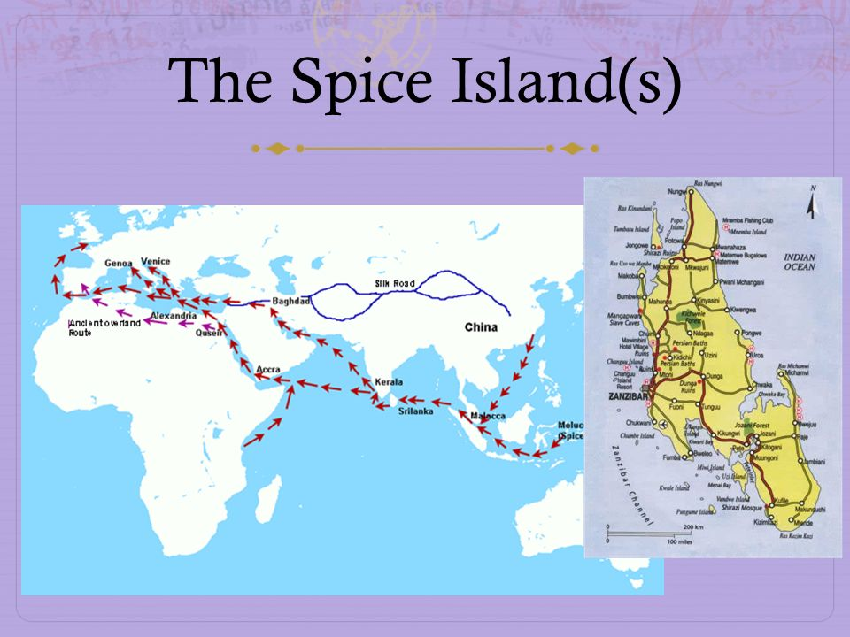 The Spice Island(s)
