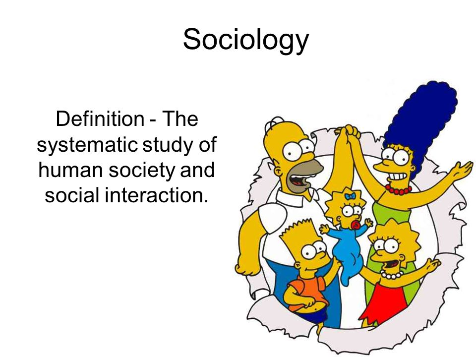 What is Sociology? | American Sociological Association