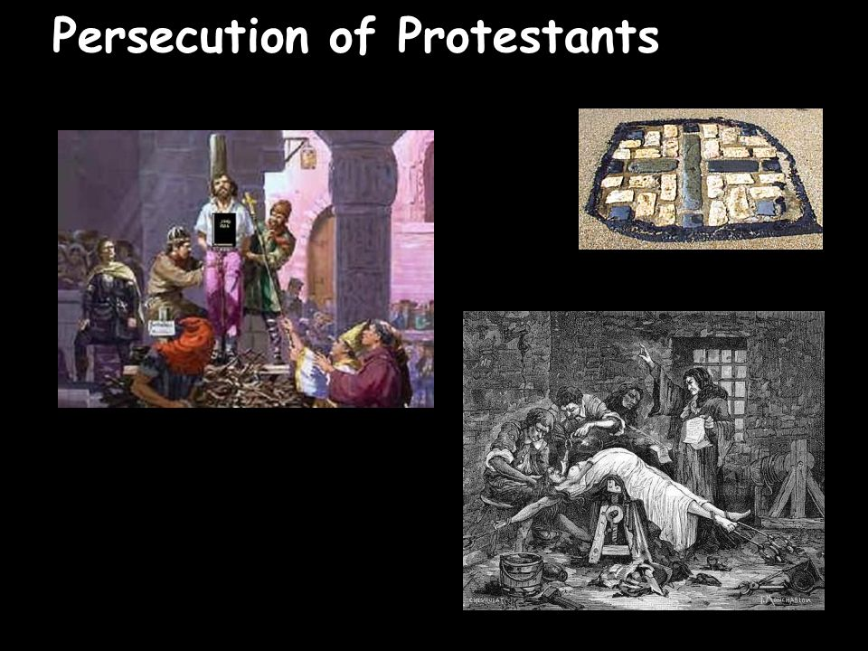 Persecution of Protestants