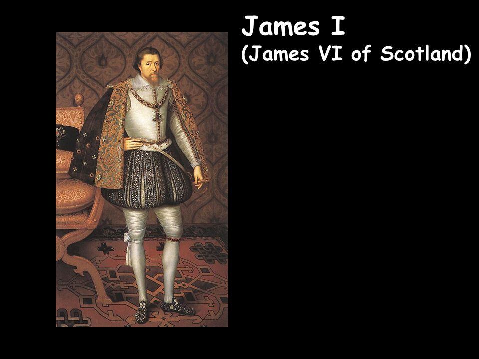 James I (James VI of Scotland)