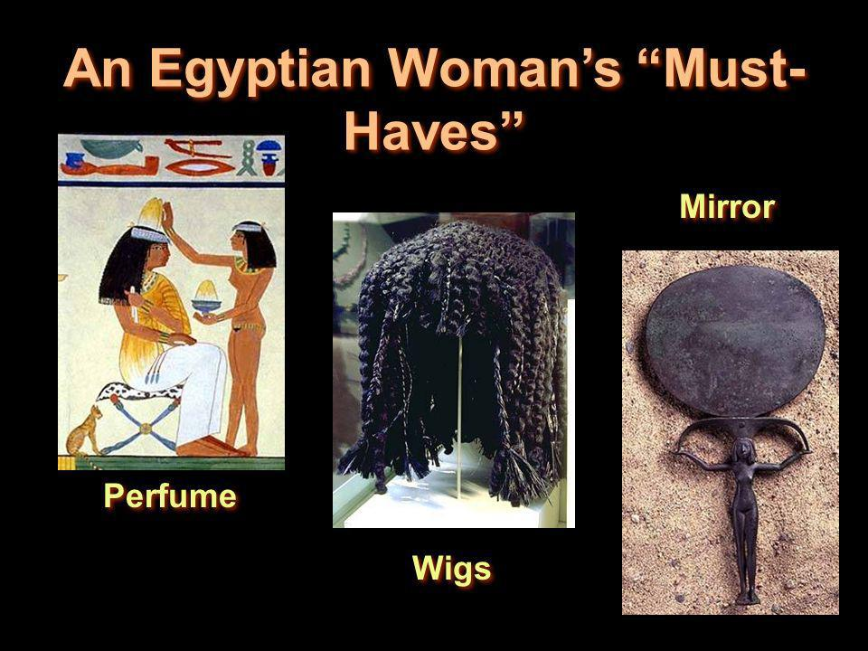 An Egyptian Woman's Must-Haves