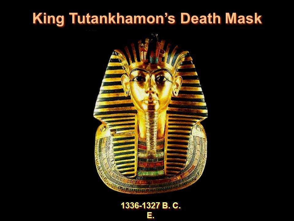 King Tutankhamon's Death Mask
