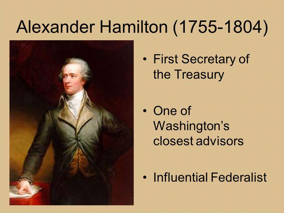 Alexander Hamilton (1755-1804)