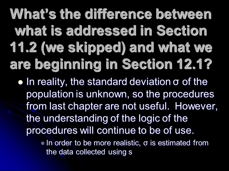 What's the difference between what is addressed in Section 11