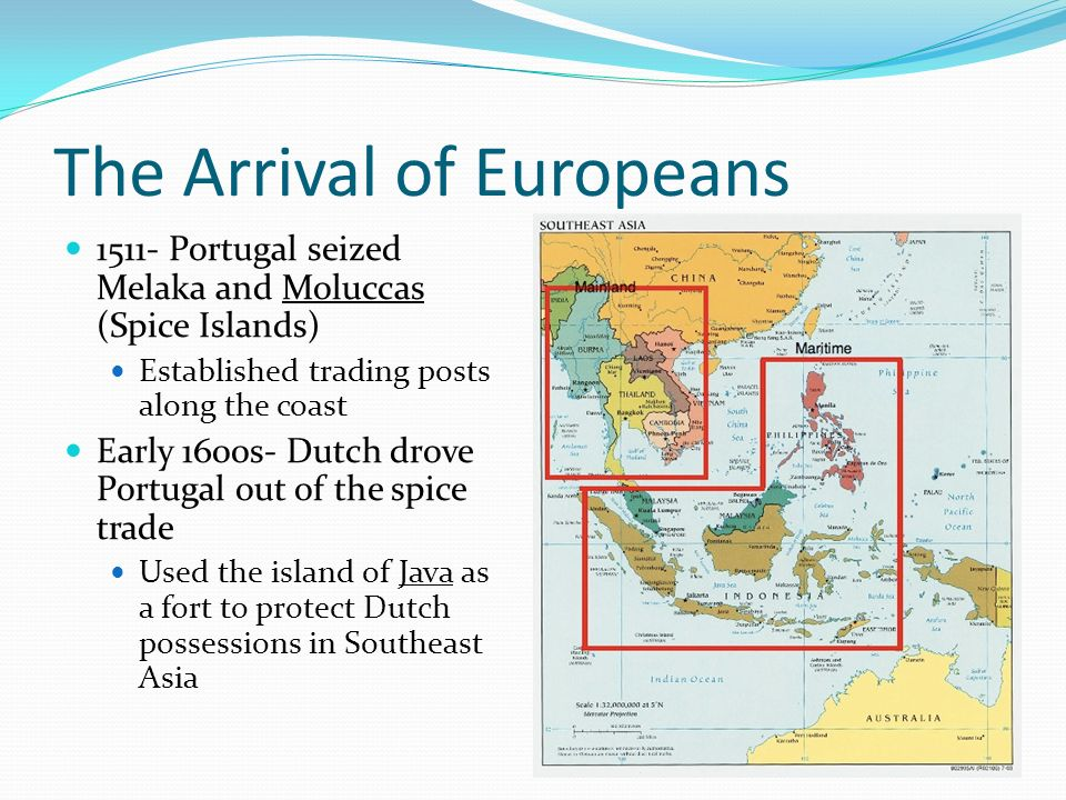 how the arrival of the europeans Chapter 1 questions the shaping of north  before the arrival of europeans,  the europeans were able to sell tobacco for large amounts of.