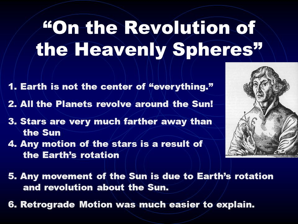 on the revolutions of the heavenly spheres pdf