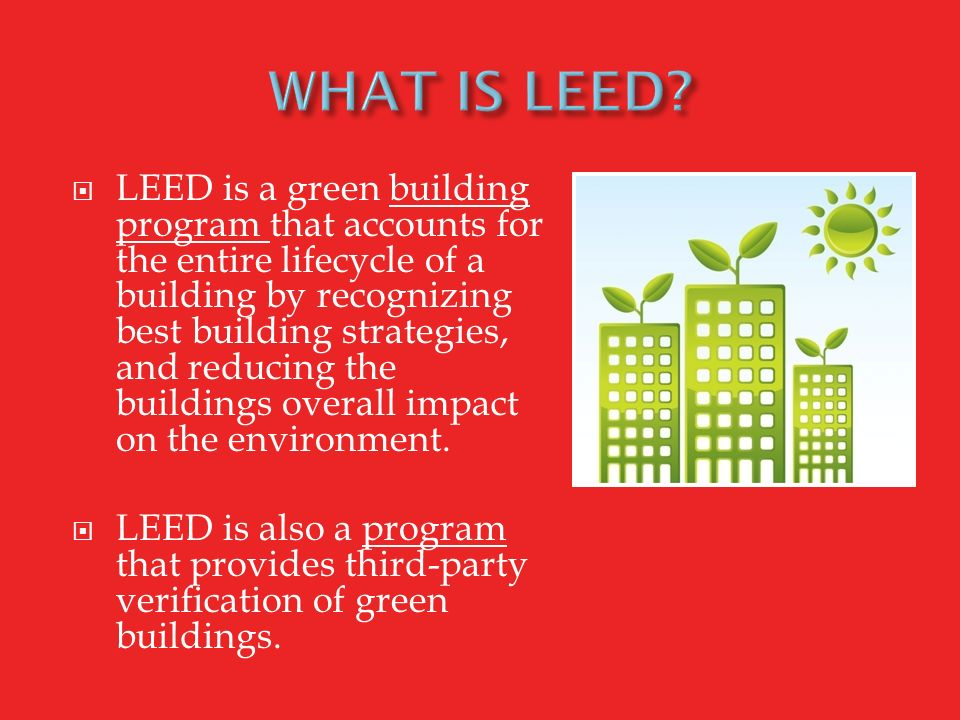 Marvelous What Is Leed 5 What Is Leed Certification Management