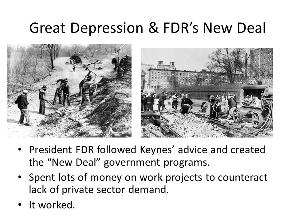 fdr s new deal policies and their Housing was another critical area addressed by the new deal in 1934, roosevelt roosevelt and his policies of the new deal their goal was.