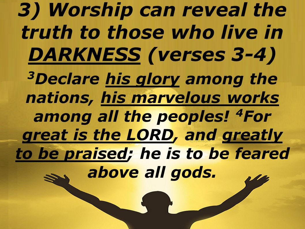 universal truths revealed in lord of In this hour of all-but-universal  in all christian teaching certain basic truths  he not only made a verbal proclamation of his nature but he revealed his.