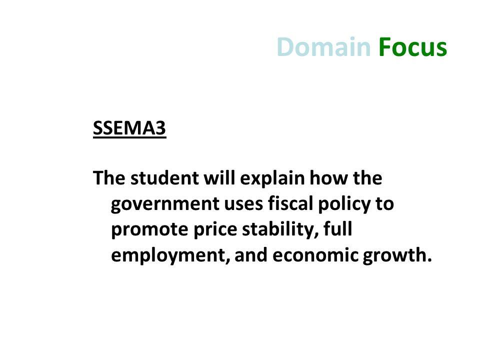 Domain Focus SSEMA3.