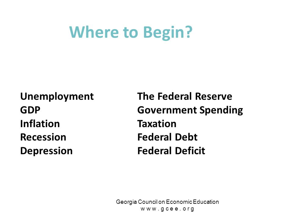 Georgia Council on Economic Education