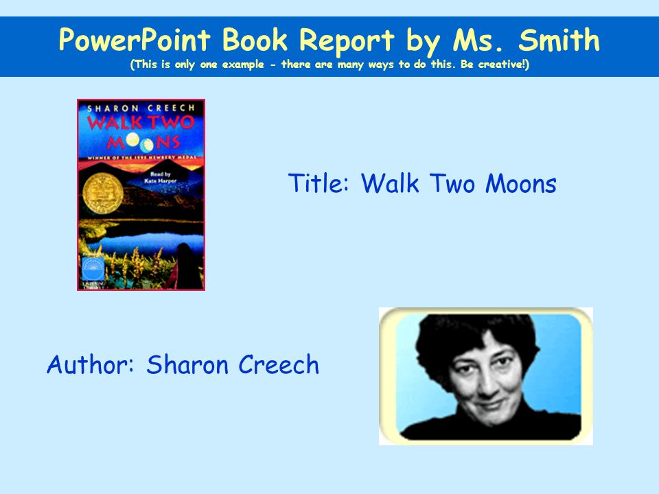 iRubric: Book Report Powerpoint Rubric